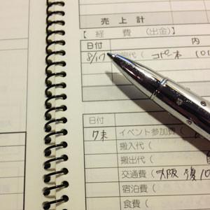 リングノートは、書き込みしやすい!